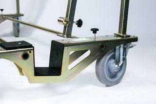 TSL 600 Glaswagen bis 600 kg Traglast transportsolution UG