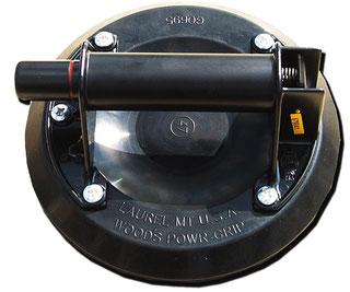 Woods Powr Grip Vakuum Handsauger Vakuumsauger transportsolution Glastransportwagen