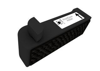 OnTruss FrontCover Holder - einfaches Anbringen von Stoffbahnen und Dekoration am EventBoard