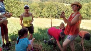 Kräuterführung in Horben