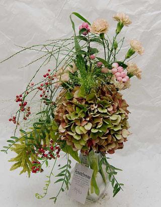 hortensia bouquet send flowers to vienna