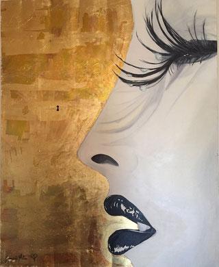 ° Osmosia oil on canvas 80x100 / Feb. 2012