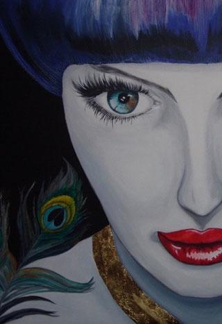° Lapislazzuli oil on canvas 80x120 / dic. 2011