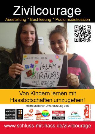 """Haithm Al-Askari, jemenitischer Student in Deutschland und Unterstützer der Friedensinitiative """"Stop the WAR in Yemen"""" - der sich für Verbote von Rüstungsforschung an deutschen Hochschulen engagiert, gehört zu den Teilnehmern der Podiumsdiskussion."""