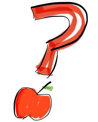 ?マーク、リンゴ、接骨院、東戸塚