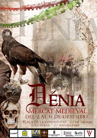 Mercado Medieval de Dénia