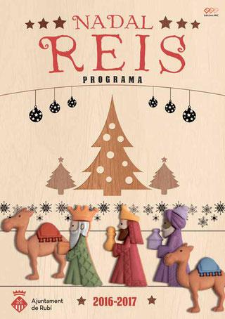 Nadal a Rubí: programa