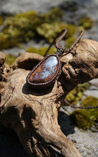 Boulder Opal White ボルダーオパール白