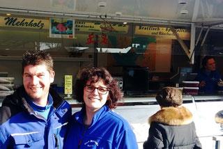 Thomas und Nicole Mehrholz Rheinhausen Markt
