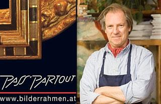 Bilderrahmen Gregor Eder Wien Erzeugug und Restaurierung von Bilderrahmen