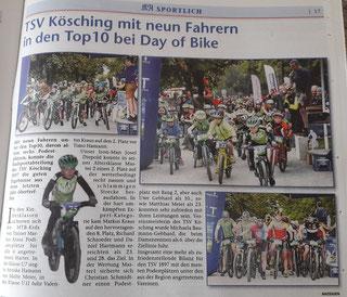 Köschinger Anzeiger, Oktober 2015