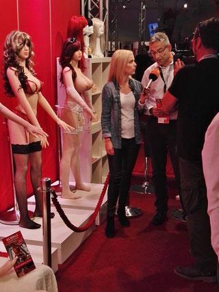 Das ZDF berichtet ausführlich über RS-Dolls Sexpuppen / Silikonpuppen der neuen Generation