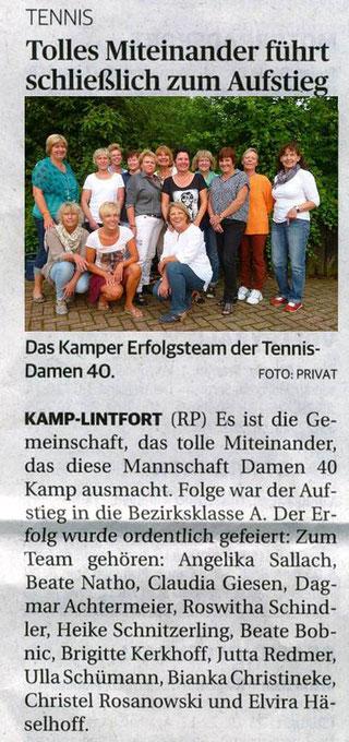 Rheinische Post 02.08.2014