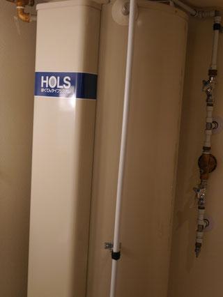 蓄熱式暖房機と電気温水器のため、夜間電力を使っています。