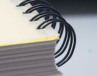 Tarif Reliure Spirale métal