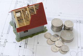 Finanzierung - Hauskauf - Hausbau - Baukosten - Blockhausbau - Immobilie