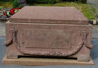 Sarkophag, Endzustand