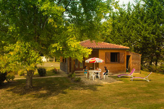 Cottage thême 2 pers camping gers arros