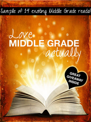 Book Cover - Love middle grade actually