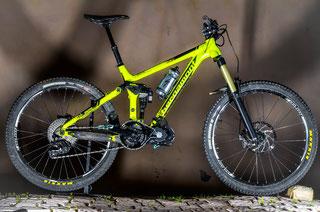 Kit de motorización para bicicleta de enduro