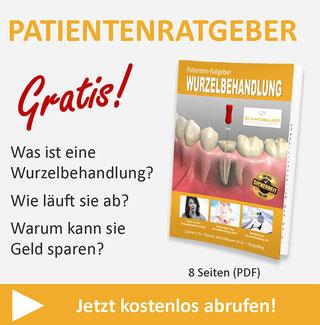 Patienten-Ratgeber Wurzelbehandlung Dingolfing