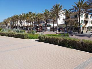 Promenade in S'Arenal