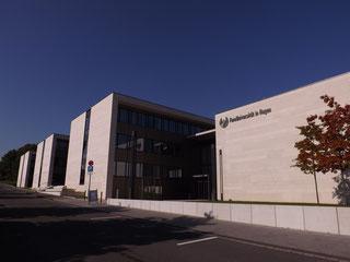 Das neue Gebäuder der Kultur- und Sozialwissenschaften