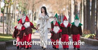 Die Ferienregion Hohenzollern auf der Hohenzollernstraße erfahren!