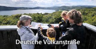 Die Deutsche Vulkanstraße auf FERIENSTRASSEN.INFO