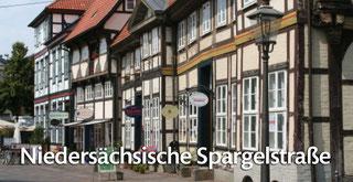Die Spargelhöfe in Niedersachsen laden zum Schlemmen ein!
