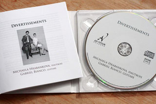 CD mit Booklet