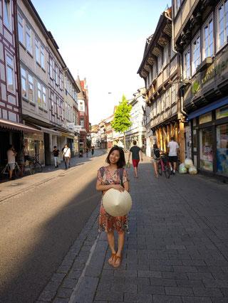 Ngọc Gsc tại Göttingen, Đức 2019
