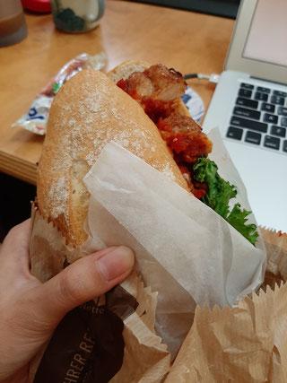 Bánh mì Đức