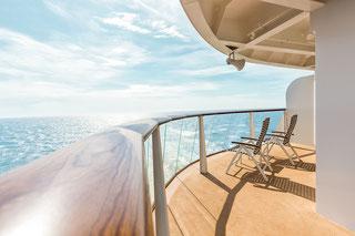 Premium Verandakabine | © TUI Cruises