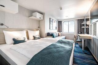 Mein Schiff 1 Außenkabine | © TUI Cruises
