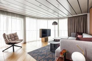 Mein Schiff 1 Panorama Suite | © TUI Cruises