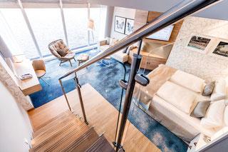Himmel & Meer Suite | © TUI Cruises