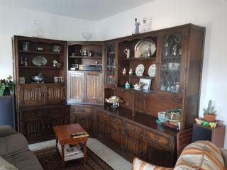 Rénovation salon haute-savoie