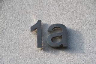 Belia's Home Ferienwohnung Hausnummer 1a