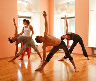 Ausbildung Ärztlich geprüfter Yogalehrer Yogaschule Voglreiter
