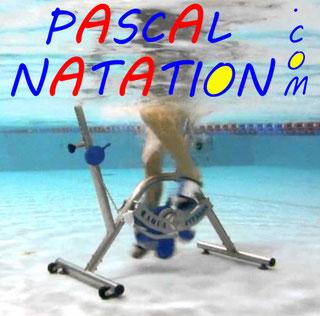 Cours d'aquabike à la ciotat avec Pascal Natation