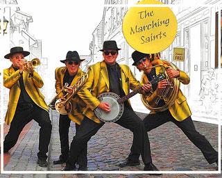 Marching Band Brassband walkact mobile livemusik Rostock schwerin neubrandenburg rügen usedom