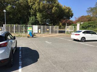 中央第二駐車場