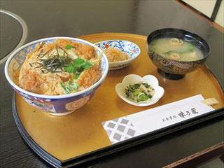 かつ丼(2017/11/26)