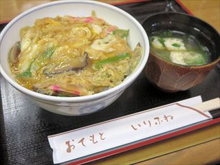 ヒレカツ丼(2015/07/11)