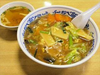中華丼(2016/12/03)