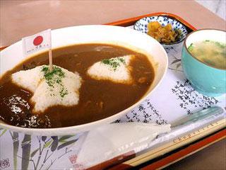 喫茶木かげ 竹島海鮮カレー