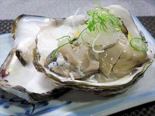 岩牡蠣(2017/04/22)