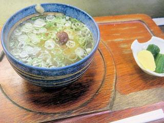 焼きおにぎり茶漬け(2015/8/1)