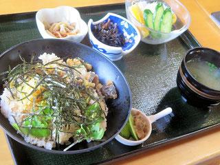 さざえ丼(2016/09/10)